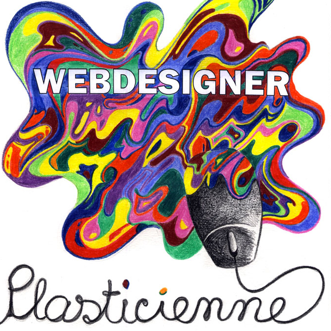 détail dessin webdesigner